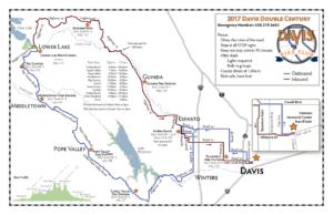 2019 Davis Double Route Description – Davis Bike Club on